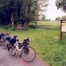 Naučná stezka po zaniklých obcích v pohraničí - bývalá ves Stoupa
