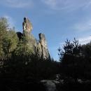 Ve skalním hruboskalském městě