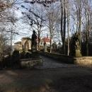 U hradu Valdštejn