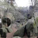 V Besedických skalách