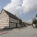 Domy v Arneburgu