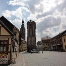 Vjíždíme do historického Tangermünde