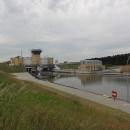 Vrata plavebního kanálu Elbe-Havel