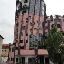 Architektonicky zajímavá Zelená Citadela