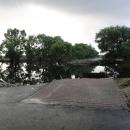 Následky povodní - tudy fakt neprojedeme.