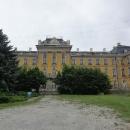 Dornburg - zanedbaný zámek