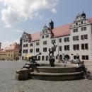 Torgau je nádherné město,...