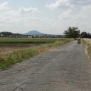 Do Roudnice nad Labem přijíždíme po silnici.
