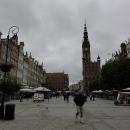 Do vyplutí lodi zbývá několik hodin, tak se můžeme v poklidu projíždět Gdaňskem...