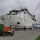 Loď společnosti Polferries