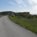 K nejjižnějšímu cípu ostrova Gotland, nazvanému Hoburgen, nám zbývají poslední dva kilometry.