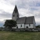Kostelík v Sundre