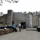 Expozice je umístěná ve dvou objektech bývalé baterie Schleswig-Holstein