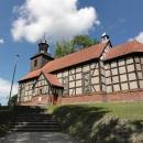 Kostelík v Mechowu