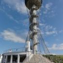 Pohled na nádrž nám zprostředkuje vyhlídková plošina rozhledny Kašubské oko, která se nachází ve výšce 36 metrů.