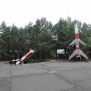 Muzeum vzniklo na místě, kde Němci během druhé světové války testovali balistické rakety, mimo jiné i slavnou V-2.