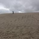Víťa na dunách