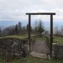 Výhled na Nízké Tatry