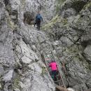 A je to tady! Asi nejhezčí úsek Prosiecké doliny.