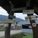 Výstup na 1170 metrů vysoký Šíp zahajujeme ve Stankovanech.