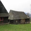 Podšíp - kdysi obývaná osada, žilo tu několik rodin