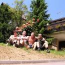 Moji hostitelé ve Slovinsku - rodina Crnič