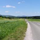 Bela Krajina v jižním Slovinsku - země vína obklopená kopci
