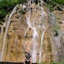 Největší vodopád s bidýlkem pro turisty