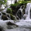 Voda na kaskádách