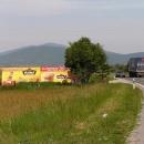Česká reklama na Hamé v Chorvatsku