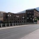 Válka je v Mostaru patrná dodnes