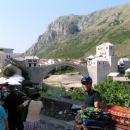 Most přes Neretvu dělá Mostar Mostarem, sláva že už zase stojí