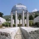Památník na muslimské oběti války
