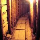 Tunel - tehdy jediná spojnice obklíčených muslimů v Sarajevu se světem