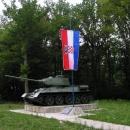 Nepoznal jsem zda je to památník na světovou válku nebo na tu nedávnou