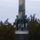 Památník slovanského bratrství v Mnichu