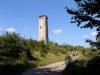 Rozhledna na vrchu Brdo v Chřibech (587 m.n.m.)