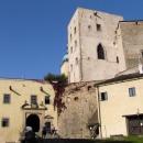 První ranní kilometry vedly do kopce k hradu Buchlov