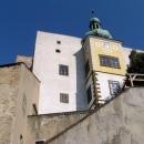 Hrad Buchlov je opravdu zvláštní architektonická ... splácanina :-)