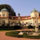 Opravdu pěkný zámek Buchlovice
