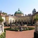 Druhá část zámku Buchlovice