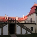 Zámek Koryčany ve kterém je dneska učiliště