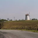 Bukovanský mlýn je také nově postavený