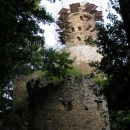 Hrad Cimburk, poslední hrad tohoto víkendu