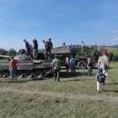 Tanky a vojenská technika jsou v obležení návštěvníků