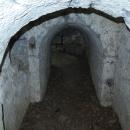 Z pevnosti toho moc nezůstalo, ale víc než jedna zeď :-)