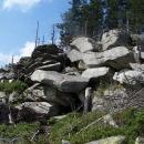 Mrazové sruby, skály, poházené kameny - říkejte si tomu jak chcete :-)