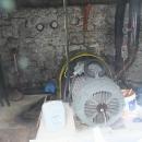 Znovu obnovená vodní elektrárna na Jeleních loukách