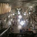 Ohromná podzemní kaple