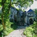 První z hradů Ojców byl zavřený